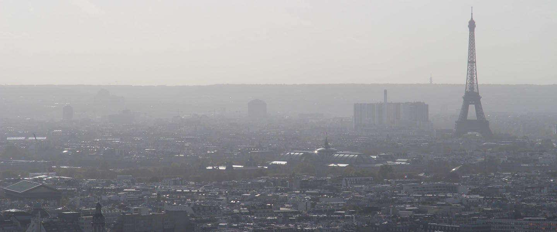 De vijf mooiste uitzichten van Parijs