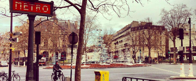 Een bezoek aan Parijs is niet compleet zonder....
