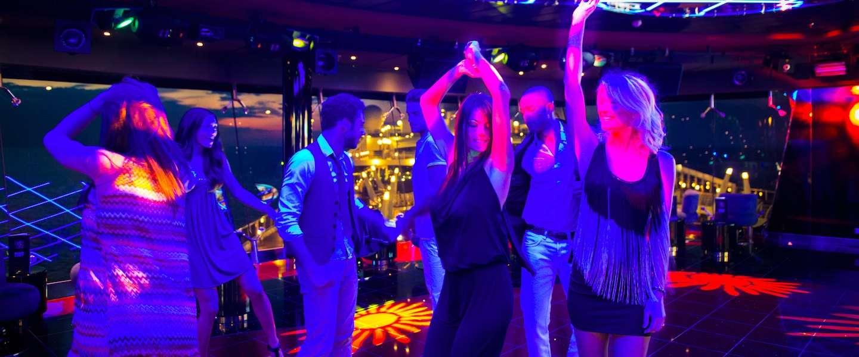 Cruises voor partypeople