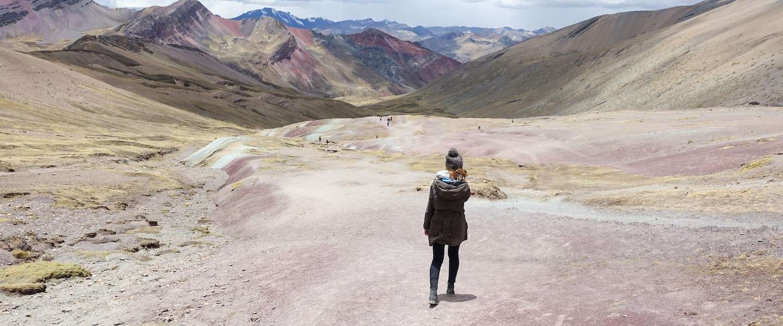 Voor op je bucketlist: Rainbow Mountain in Peru