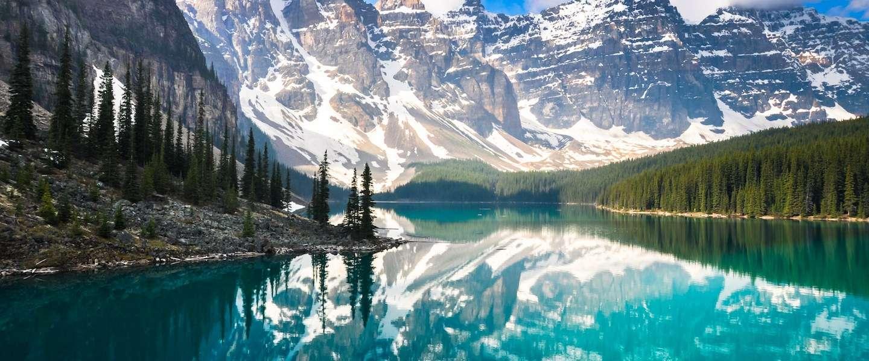 Reis langs letterlijke hoogtepunten in West-Canada