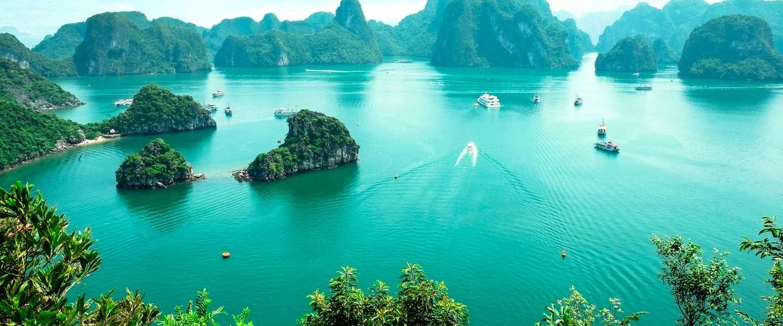 Reis door Vietnam: van Hanoi naar Ho Chi Minhstad