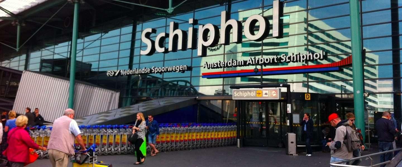 Schiphol komt met een uitzwaai-app om vrienden uit te zwaaien
