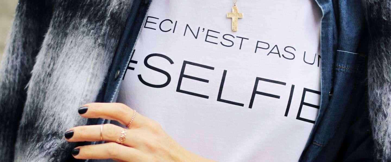Een lesje selfies maken door topmodellen