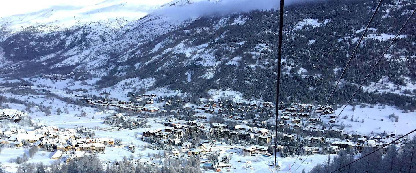 Wintersport in Serre Chevalier is 'meant to be'