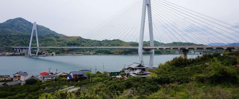 Fietsen in Japan: doe de Shimanami Kaido