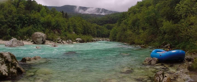 Slovenië is een outdoor-droom