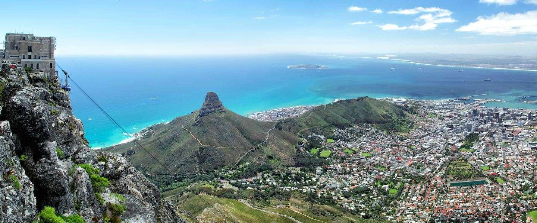 De Tafelberg: hét oriëntatiepunt in Kaapstad