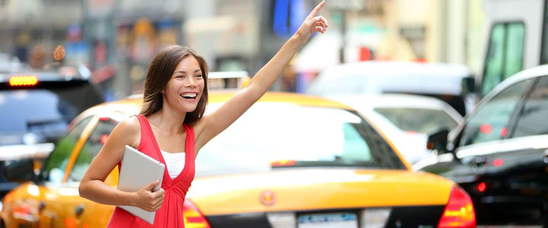 Nieuwe taxiservice in New York alleen voor vrouwen