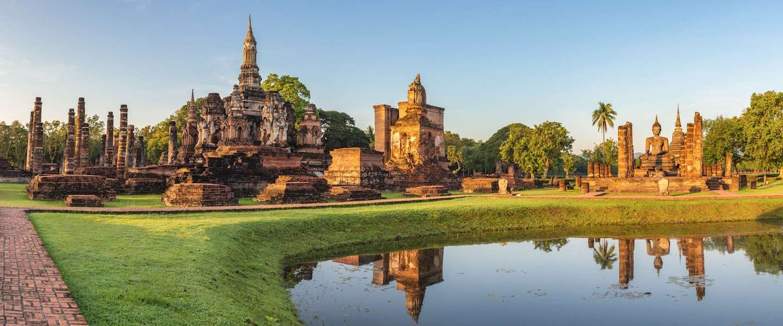 Nationale Parken in Thailand gratis tot februari 2017