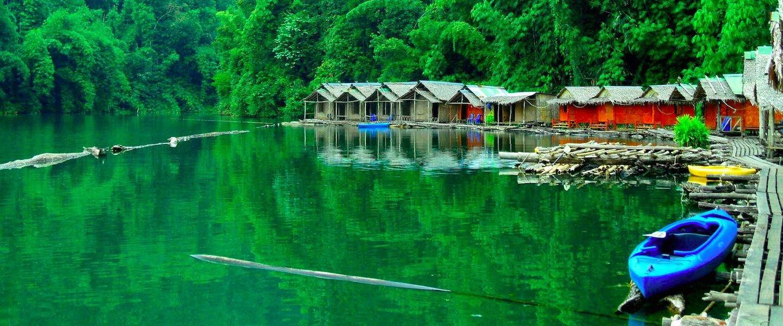 Thailand 4 x waar ligt jouw grens?