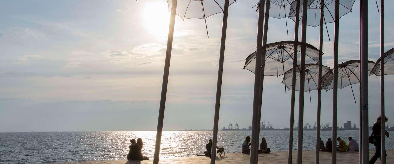 Thessaloniki: moderne Griekse stad zonder verlies authenticiteit