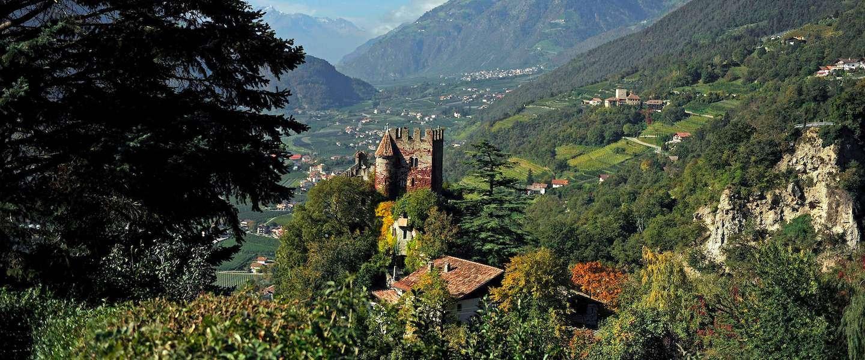 Tirolo, het wandelparadijs van Zuid-Tirol
