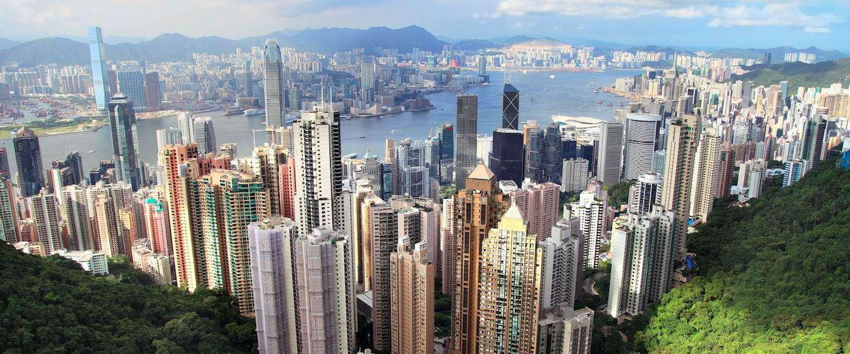 Top 100 meest bezochte steden wereldwijd