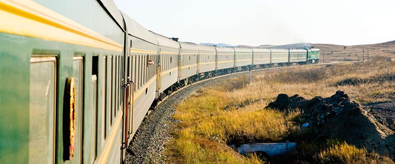 Trans Siberië Express: van Moskou via Mongolië naar Beijing