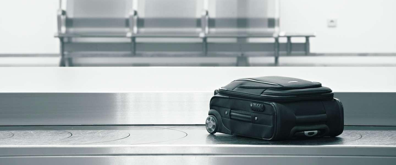 Nooit meer slepen met bagage met het bagagetransport van Travel Light