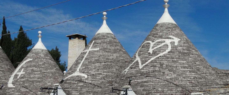Trulli: Zuid-Italiaans UNESCO werelderfgoed