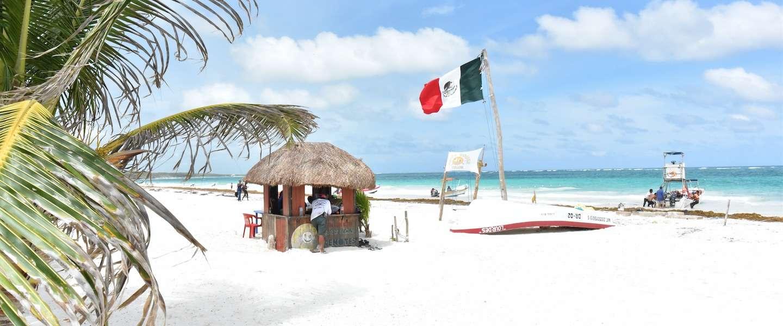 Tulum is hét eco-paradijs van Mexico