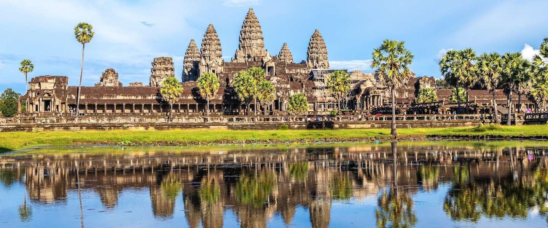 Combineer het mooiste van Vietnam en Cambodja in één rondreis