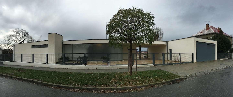 Villa Tugendhat, meesterwerk van architectuur in Brno Tsjechië