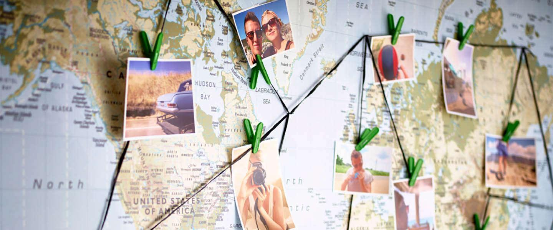 Een geheugenkaart vol met foto's; wat doe je er mee?
