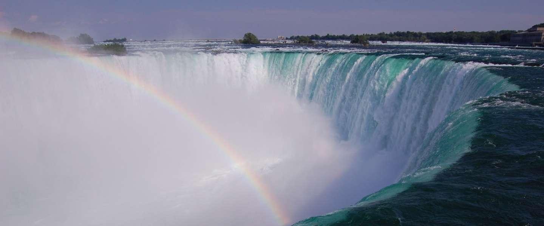 Niagara Falls, de beroemdste watervallen ter wereld