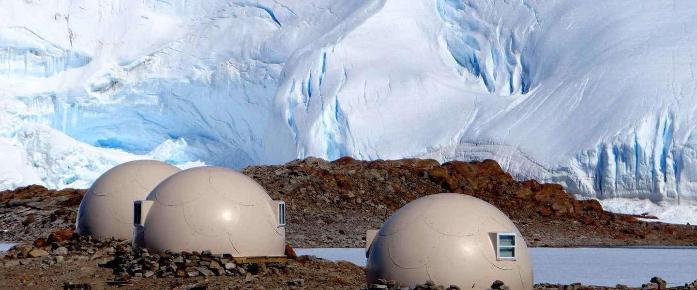 White Desert op Antarctica: het meest afgelegen hotel ter wereld