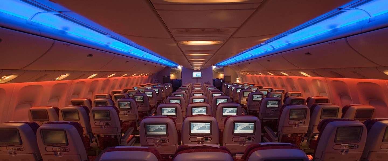 WiFi in het vliegtuig: ja of nee?