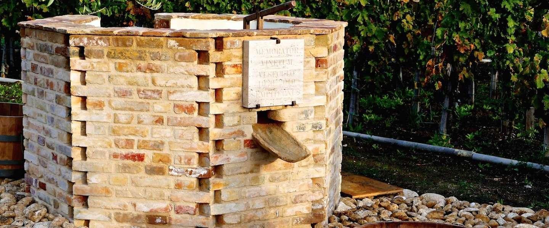 Italië heeft een wijnfontein die 24 uur per dag stroomt