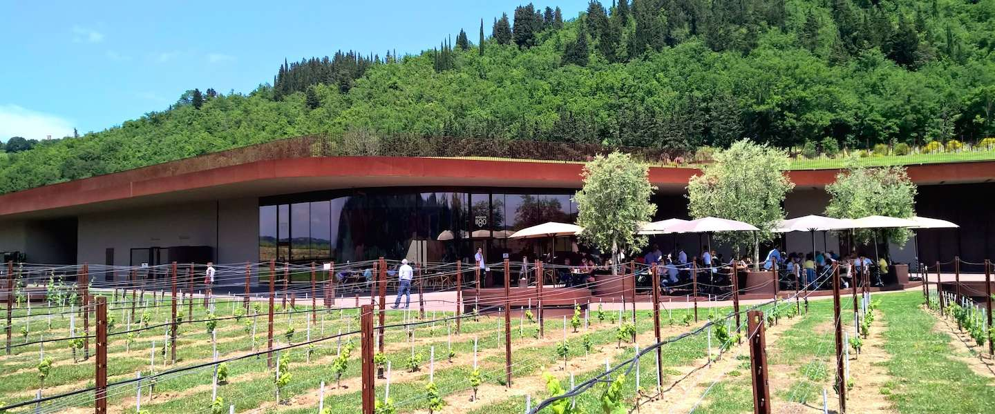 Wijnhuis antinori: een absolute must visit in toscane