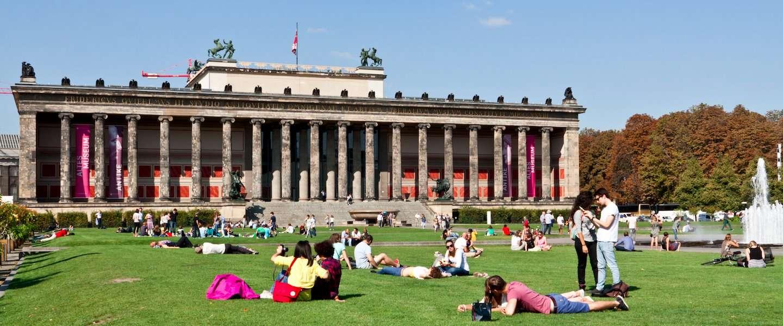 Maak 10 dagen lang kans op een stedentrip naar Berlijn