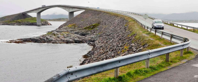 Zo mooi is Noorwegen [video]