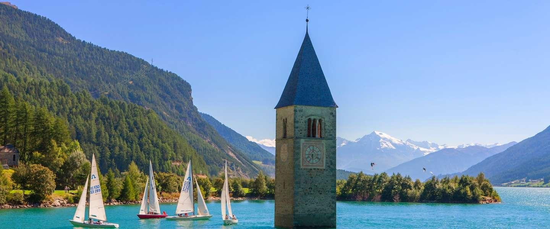Een actieve zomervakantie in Val Venosta in Zuid-Tirol