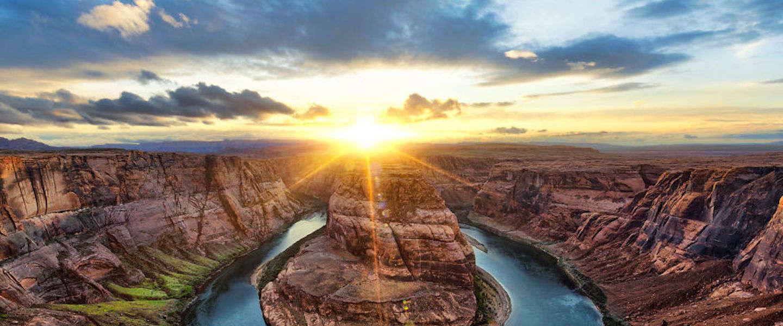 Deze fotograaf reisde 3 jaar de wereld rond om de zon te fotograferen