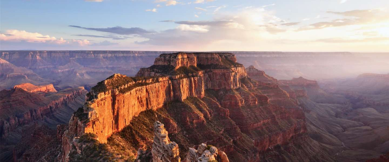 Zonsopkomst in de Grand Canyon