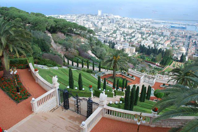 De Bahá'í Gardens van Haifa