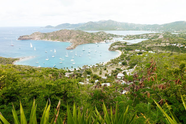 antigua-caribisch-eiland-shirley-heights
