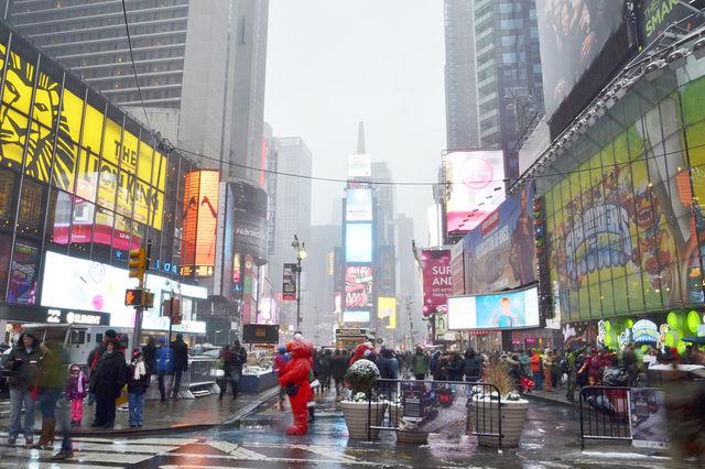 new-york-winter-city