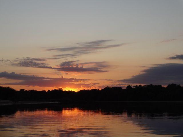 pantanal_brazilie_zonsondergang