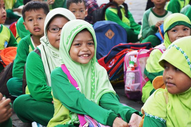 3-java-meisje- schoolklas