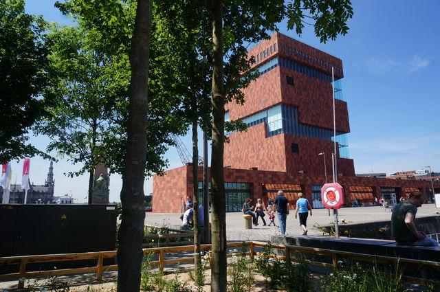 MAS_museum _Antwerpen