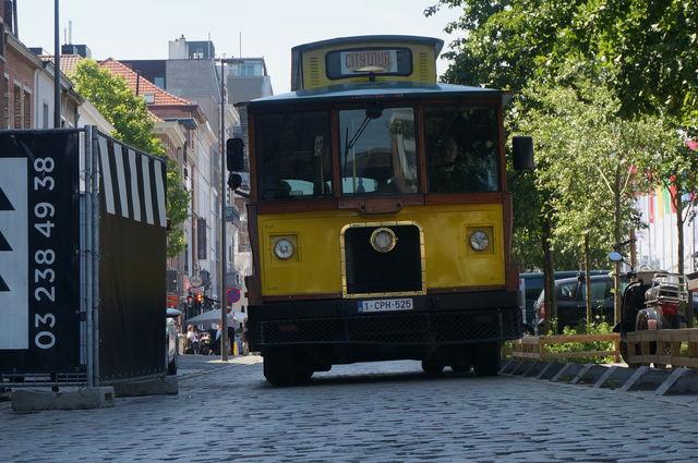 Tram_bus_Antwerpen
