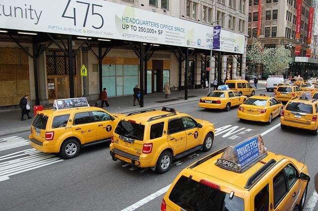 10_foto's_new_york_taxi's