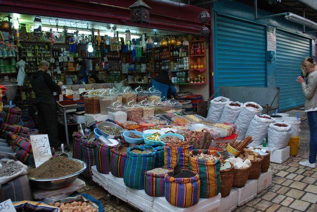 culinair_israel_markt