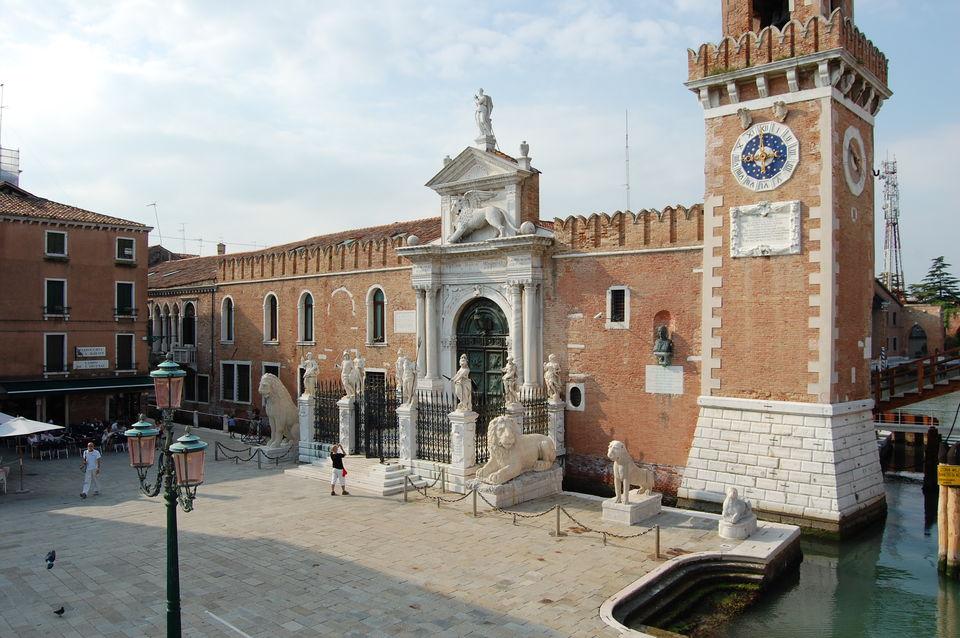 venetie_oude gebouwen