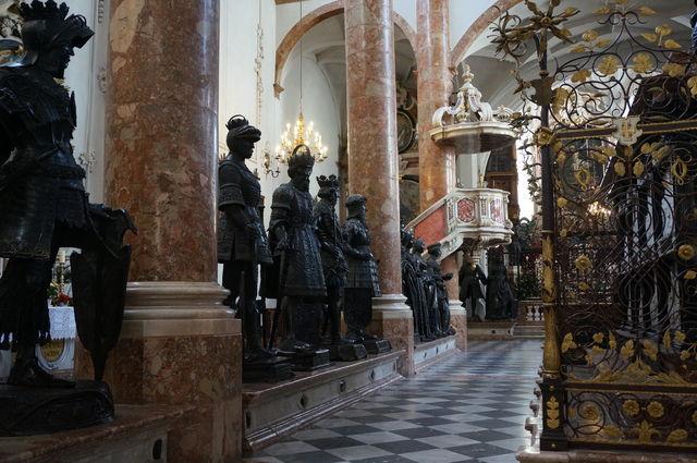 Innsbruck_hoffkirche