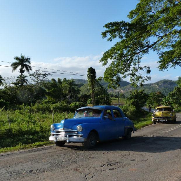 oldtimers-Cuba