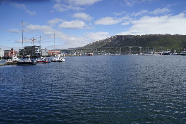 Tromso_havenzicht