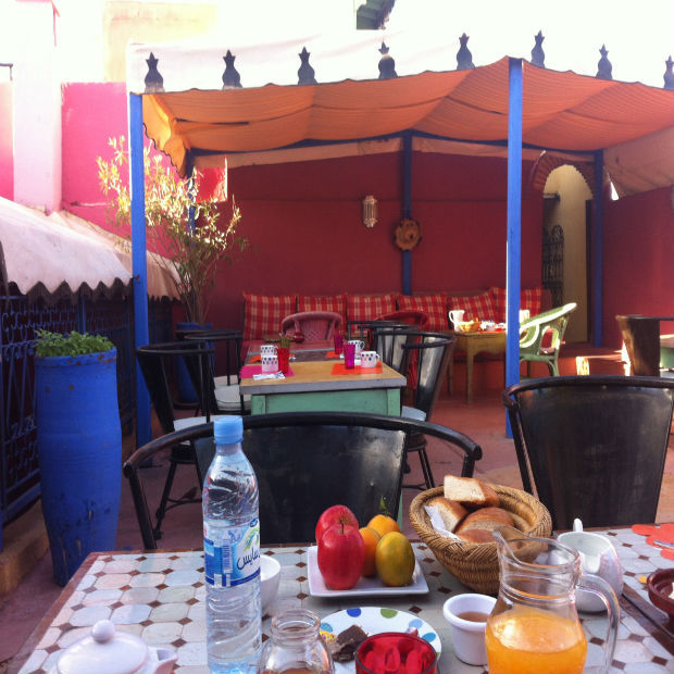 Breakfast_Marrakech