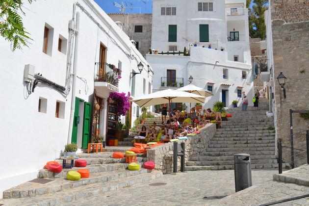 7. pleintje Ibiza Stad